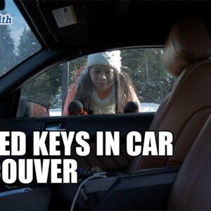 Locked Keys In Car Vancouver   Mr Locksmith Vancouver