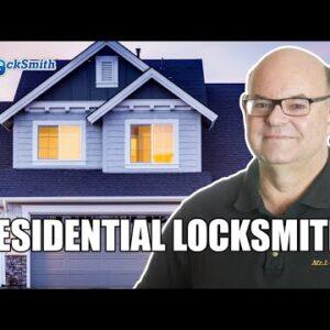 Residential Locksmith   Mr Locksmith